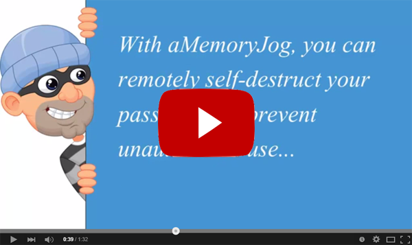 aMemoryJog - iPhone Stolen? Remotely self-destruct it